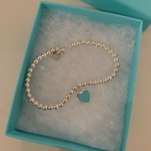 NWT Tiffany Bracelet (Comes w/ Box, Bag, & Receipt